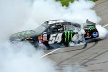 Michigan: Xfinity Series race results