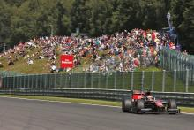Spa: GP2 qualifying session results