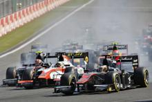Spa: GP2 feature race results
