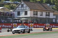 Ocon loses win as multiple penalties rewrite GP2+GP3 results