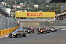Sochi: GP2 feature race results