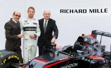 McLaren secures 10-year Richard Mille partnership