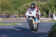 Classic TT: Anstey returns on YZR500 GP Yamaha