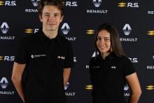 Karters Garcia, Lundgaard join Renault Sport Academy