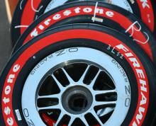 Firestone reverses decision to quit series