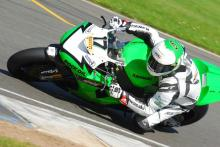 Andrews sets early Snetterton pace