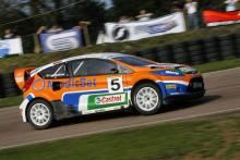 Gronholm to contest Pike's Peak Hill Climb
