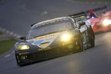 GT1 battle over as Corvette challenge halved?