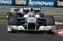 No let-up for BMW Sauber.