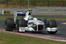 Belgian Grand Prix - Saturday free practice.