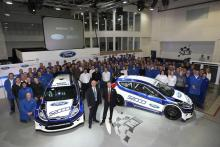 New Ford Fiesta S2000 rally car launched