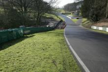 Cadwell Park extends Barn Corner run-off