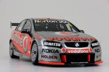 TeamVodafone unveil 2010 challengers