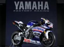 Yamaha launches 2010 WSBK campaign
