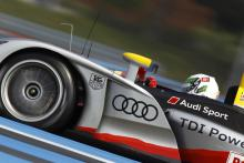McNish Audi third in bizarre Spa race