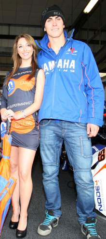 Motorpoint grid girl Jade on her 'amazing experience'