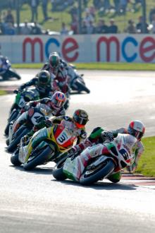 Donington in, Mallory out on 2011 calendar
