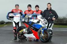 Honda TT Legends gear up for EWC debut