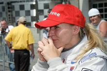 Pippa Mann joins Indy 500 line-up
