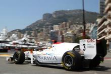 Monaco - Thursday practice