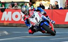 McGuinness, Andrews pair for Isle of Man TT
