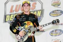 Austin Dillon claims Nashville Truck win
