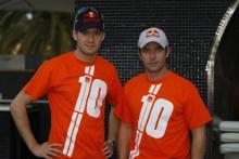 Stars back Richard Burns 'Paint It Orange' campaign