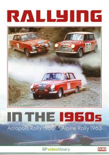 Go back in time and relive 'Rallying in the 1960s'