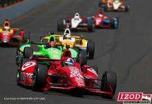 Indy 500: Race results