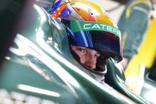GP2 Bahrain 2013: Rossi replaces Ma Qing Hua at Caterham