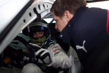 Farfus tops first test in Brazil