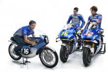 60 tahun Suzuki: Tonggak Sejarah dan Juara Dunia