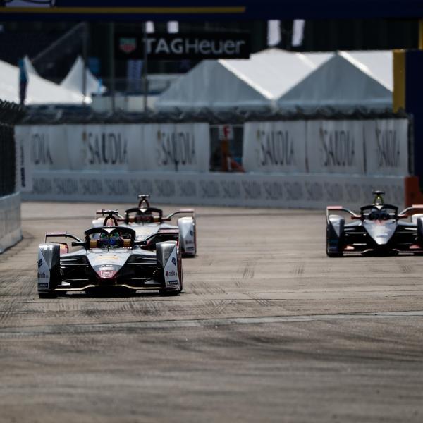Formula E Berlin E-Prix - Qualifying Results