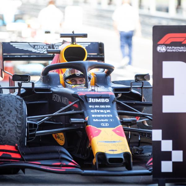 Max Verstappen, Red Bull, F1, Austrian GP,