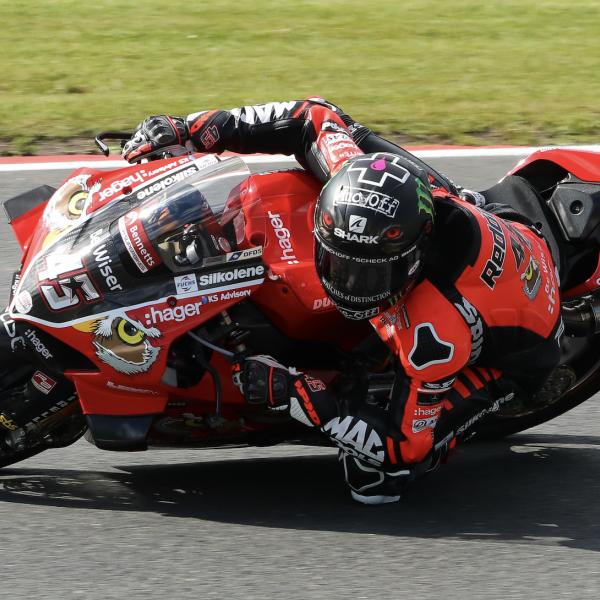 Scott Redding - Be Wiser Ducati