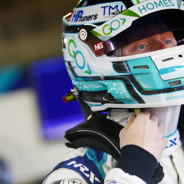 Sutton takes BTCC lead on 'bogey track'