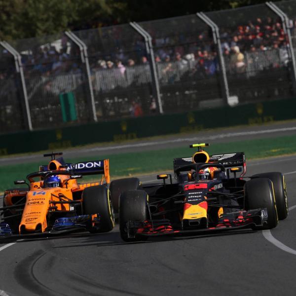 Alonso names McLaren's next target