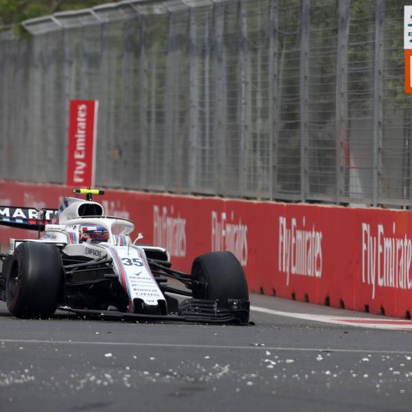 Williams calls for reviews into Baku F1 incidents