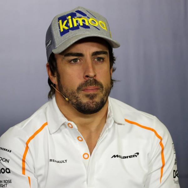 Alonso: Sad to see F1 so predictable