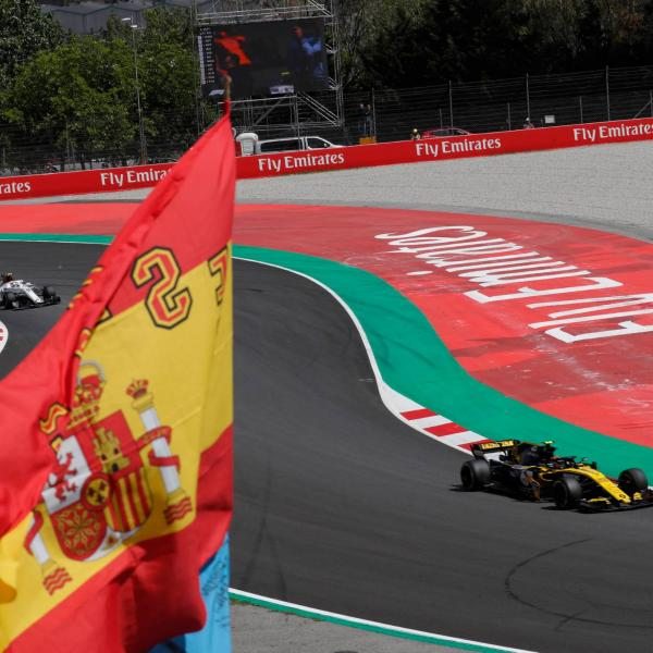 Circuit de Catalunya responds to anthem controversy