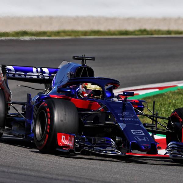 Barcelona F1 In-Season Test Times - Wednesday 10am