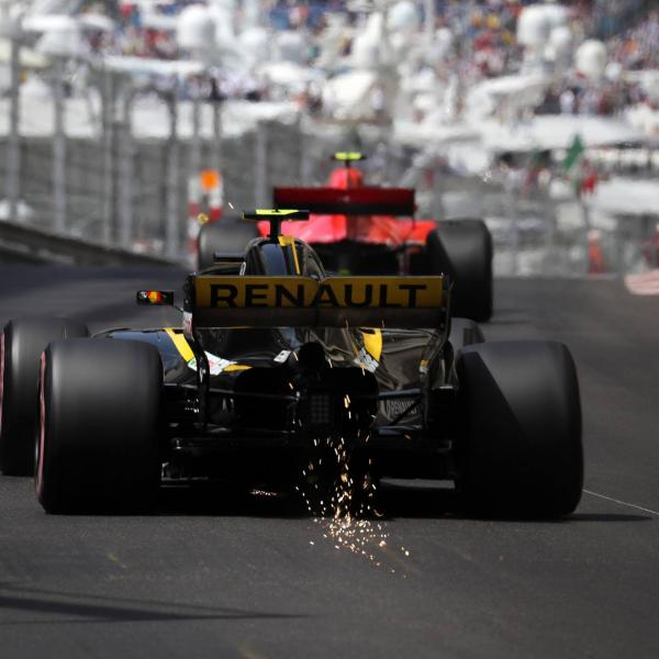 Renault surprised by Ferrari engine gains in 2018