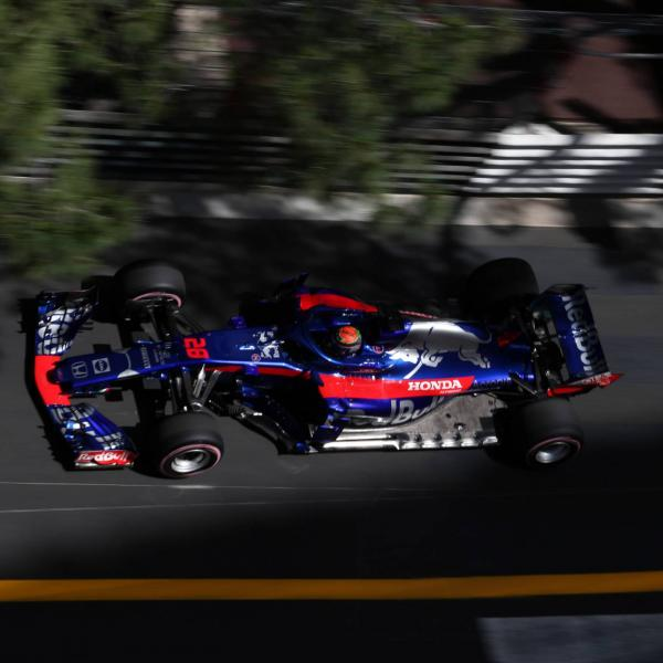 Hartley: Toro Rosso starting to unlock car's potential