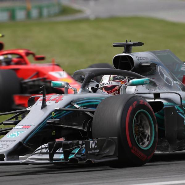 Hamilton: Mercedes have fallen behind