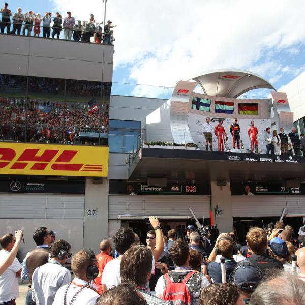 F1 Driver Ratings - Austrian Grand Prix