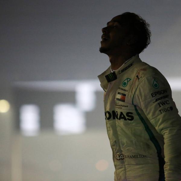 Hamilton explains how 'overdelivering' Mercedes keep finding gains
