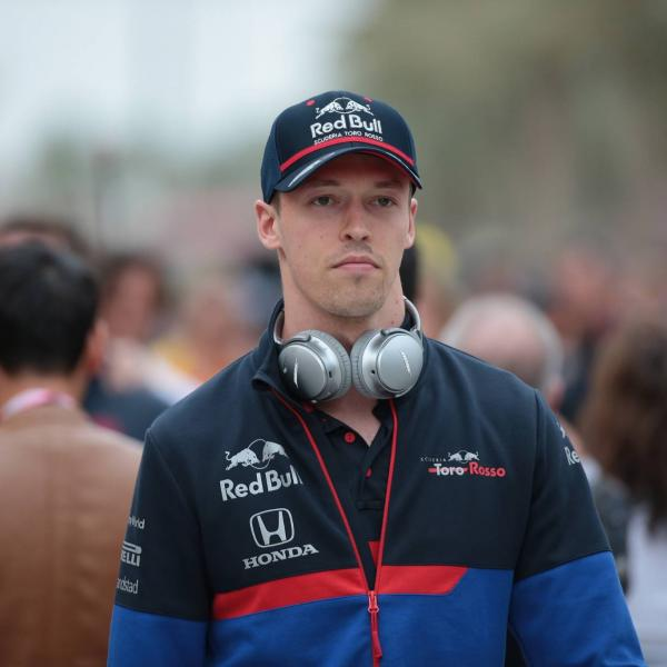 Kvyat: F1 stewards understood they were harsh on me