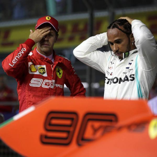 Hamilton: F1 title fight is still on despite lead