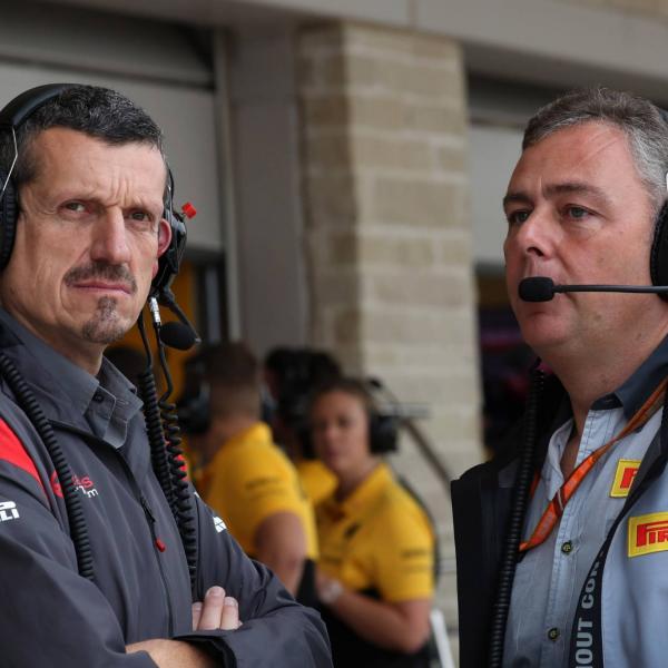 Steiner supports Horner's F1 stewards inconsistency call
