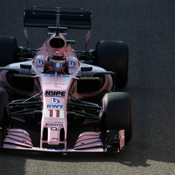 Force India opts not to test new Pirelli HyperSoft on final day